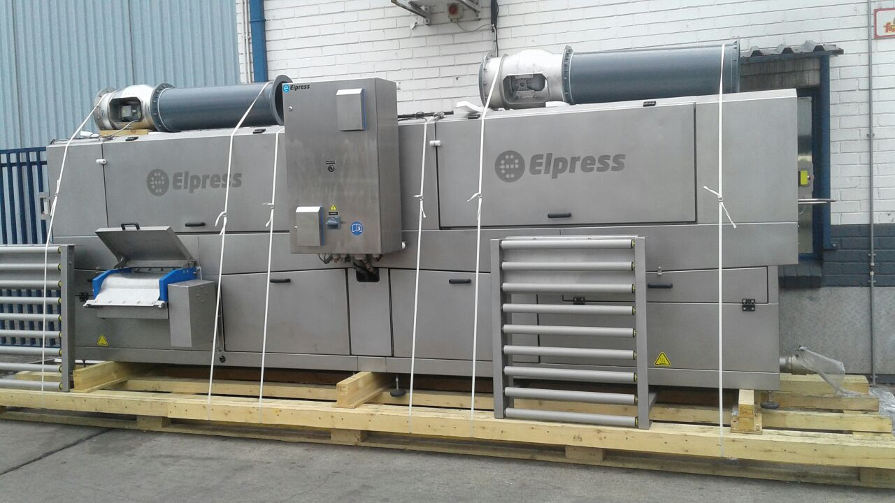 Elpress equipment - Ecowize
